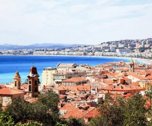 Sunny day in Nice