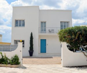 Villa front in Salento