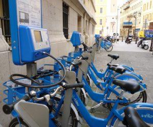 E-bikes in Nice