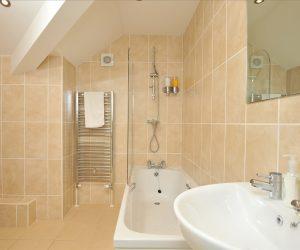 holiday accommodation bathroom