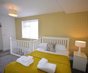 Flat 15 upstairs bedroom