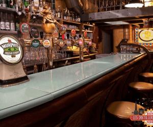 Les Distilleries Ideales Bar