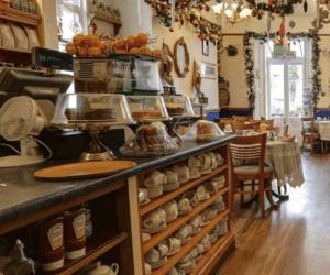 Angels Tea Room